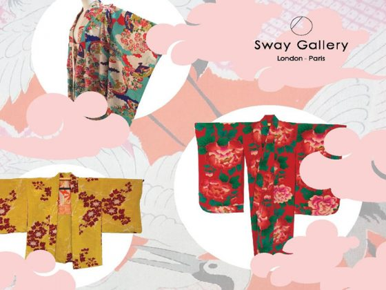 PAST EVENT: Vintage Kimono Pop-Up Boutique by Furuki Yo-Kimono