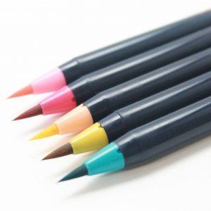 AKASHIYA Brush Pens