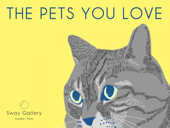 PAST EXHIBITION: THE PETS YOU LOVE – AN ILLUSTRATION EXHIBITION