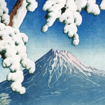 PAST EXHIBITION: THE ART OF MT. FUJI – FROM HOKUSAI TO HASUI