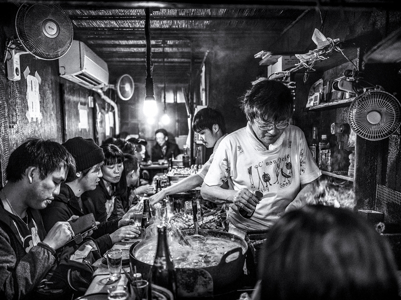 PAST EXHIBITION: TOKYO 東京 – ORDINARY PEOPLE IN TOKYO STREETS