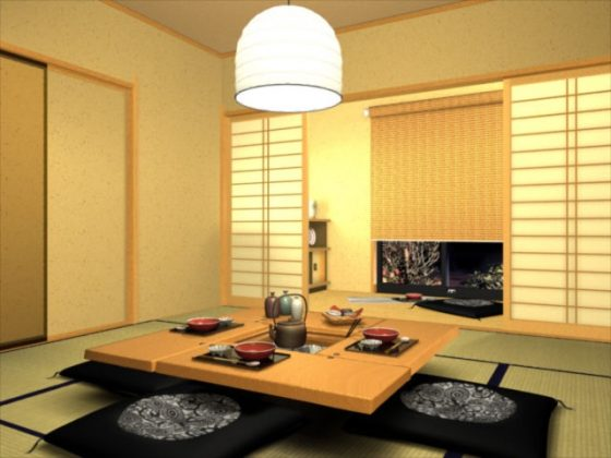 PAST EVENT: JAPANESE TATAMI ROOM 畳 by FUTON COMPANY