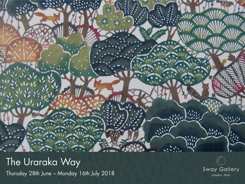 PAST EXHIBITION: THE URARAKA WAY