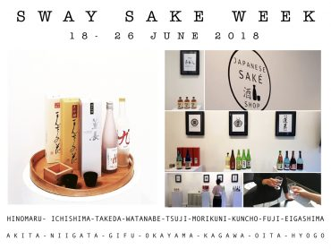 CURRENT: SWAY SAKE WEEK