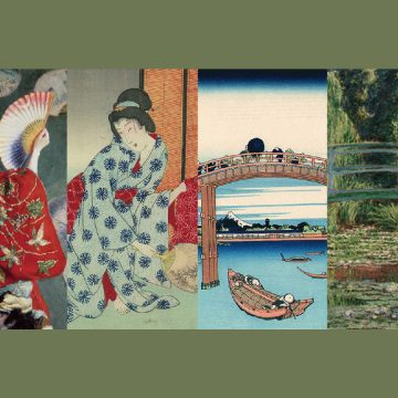 PAST EXHIBITION: UKIYO-E AND IMPRESSIONISTS