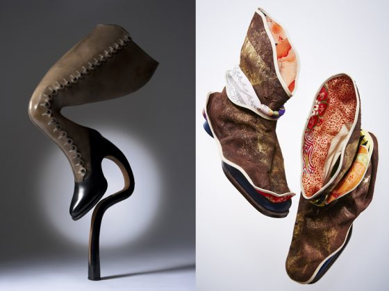 PAST EXHIBITION: NORIYUKI MISAWA SOLO EXHIBITION – A JAPANESE SHOEMAKER'S CRAZY CREATIONS –