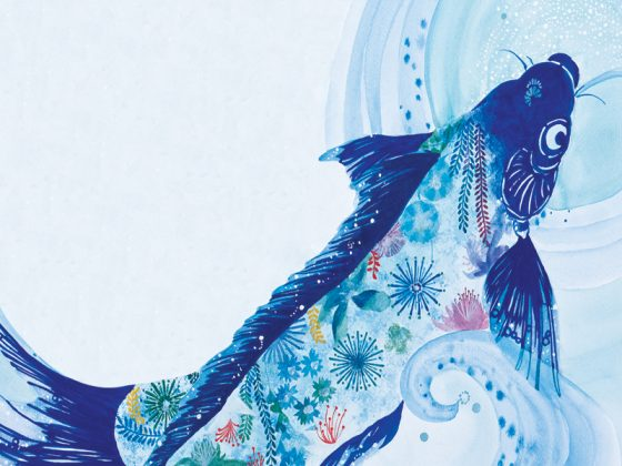 UPCOMING EXHIBITION – PAINTED POEMS – 絵詩 – BY RIE TAKEDA