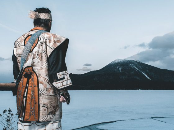PAST EXHIBITION: MASTER – AN AINU STORY – BY ADAM ISFENDIYAR