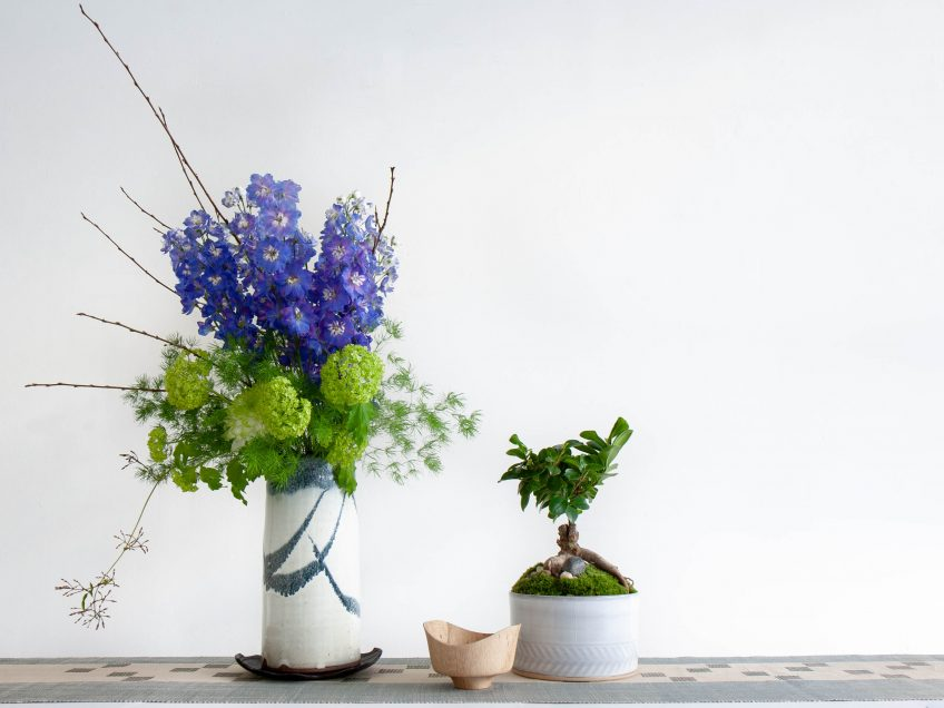UPCOMING EVENT: 'Japanese Should to English Could?' – Sansho Living x Aoyama Flower Market Pop Up at Sway Gallery
