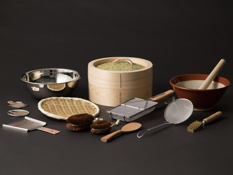 PAST EVENT: Feel the Heart of Japanese Kitchen Utensils: KAMA-ASA Pop-up shop at Sway Gallery London