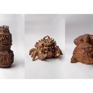 日本の陶芸家 三人展 – AN EXHIBITION OF THREE POTTERS by Jennifer Lauren Gallery