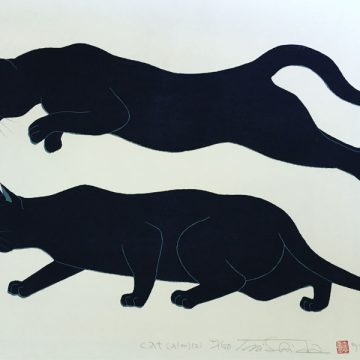 PAST EXHIBITION: Land of the Rising Cat – Japanese Prints and Kawaii Cat Crafts Sales Exhibition