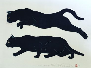 CURRENT EXHIBITION: Land of the Rising Cat – Japanese Prints and Kawaii Cat Crafts Sales Exhibition