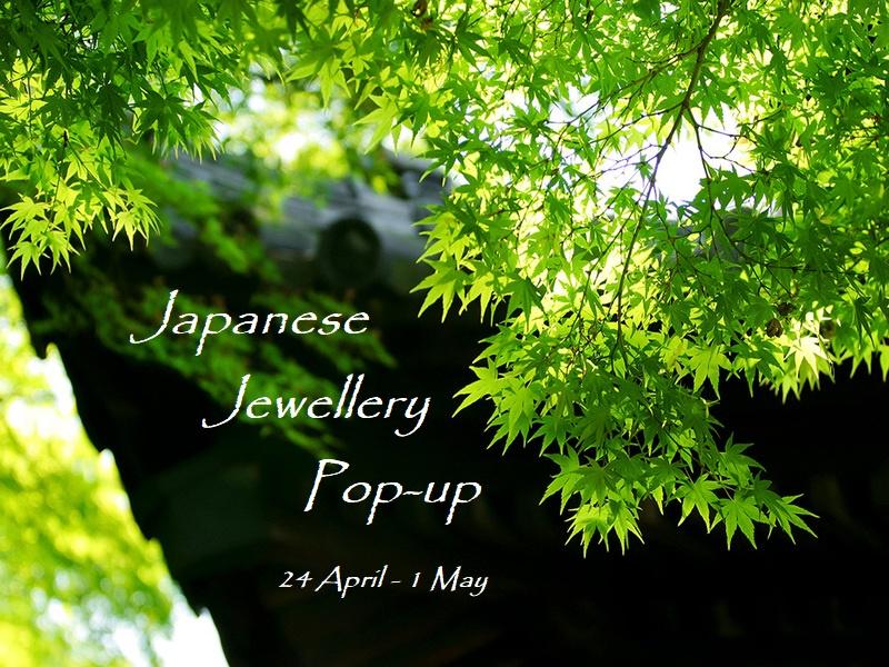 PAST EVENT: JAPANESE JEWELLERY POP-UP