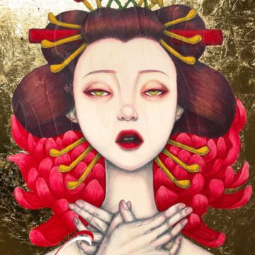 PAST EXHIBITION: SAKI&Bitches Solo Exhibition – Shi no no me