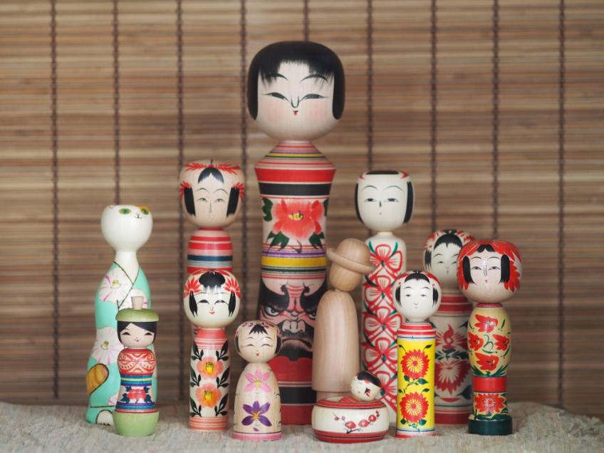UPCOMING POP-UP EVENT: Japanese Kokeshi, Tohoku and beyond
